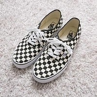 Vans Old Skoo Checkerboard Old Skool Sneaker