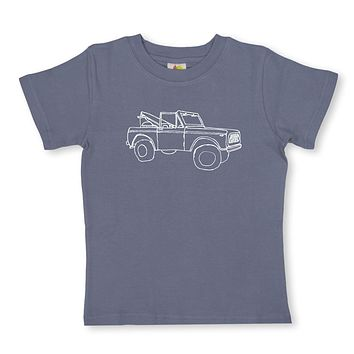Off to the Bay Short Sleeve Tee