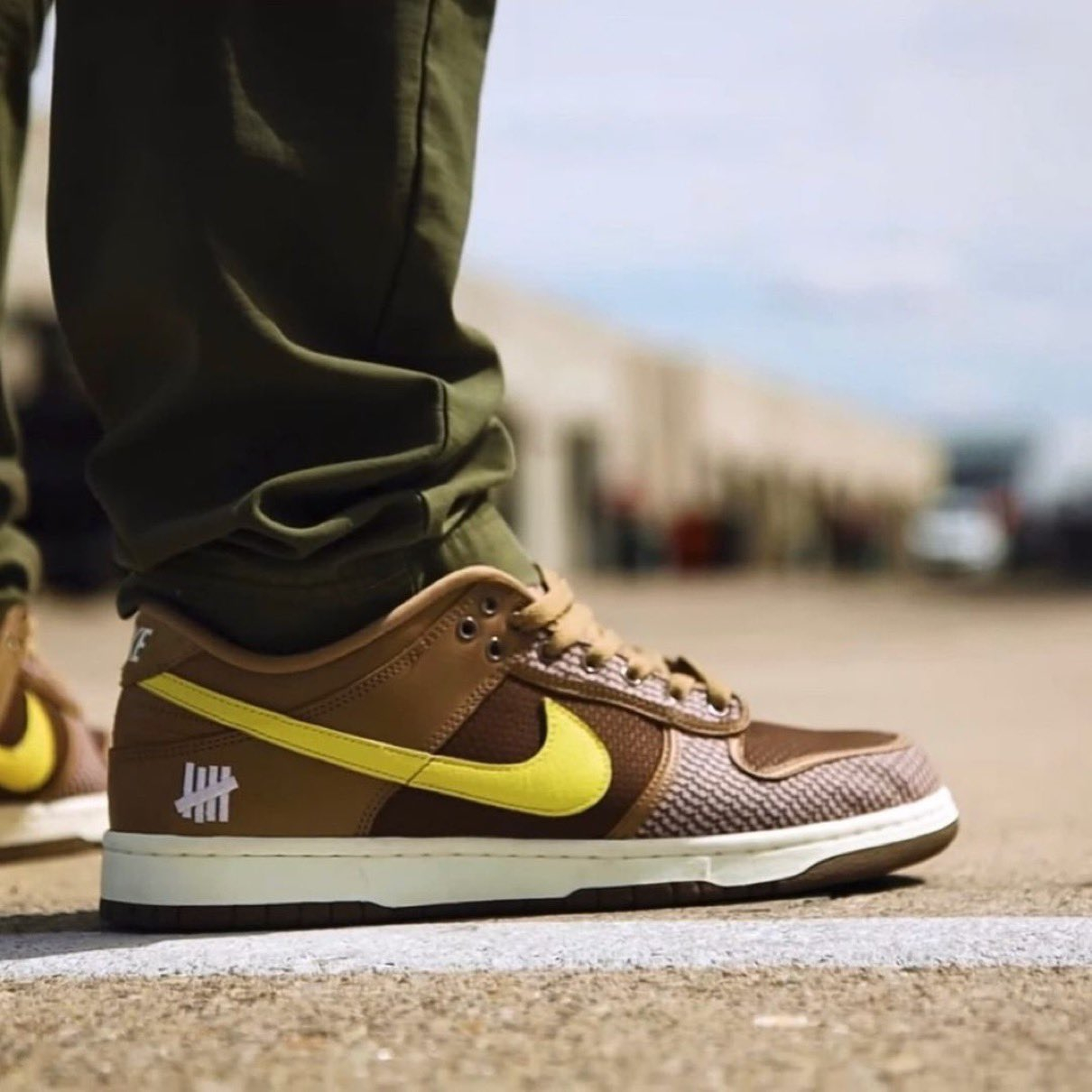 Image of Nike SB Dunk Low Canteen Men's and Women's Sneakers Shoes
