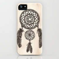 Double Dream Catcher iPhone Case by Rachel Caldwell | Society6