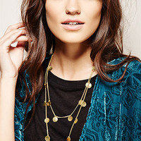 Soko Looping Coin Necklace