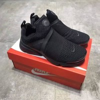 """""""Nike Air Presto"""" Unisex Running Sport Casual Flyknit Basketball Shoes Couple Sneakers"""