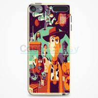 Toys Story Woody Film Art Disney Poster iPod Touch 6 Case | casefantasy