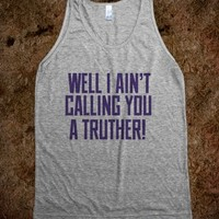TRUTHER TANK