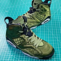 Air Jordan 6 Pinnacle Snl Saturday Night Live Sport Basketball Shoes - Best Online Sale