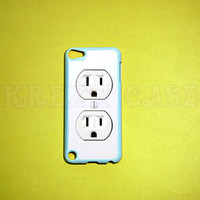 iPod Touch 5 Case, Electric Outlet iPod touch 5 Case, iPod touch 5G Cover,Case for iPod touch 5