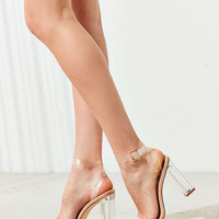 Clear Kim Heel | Urban Outfitters