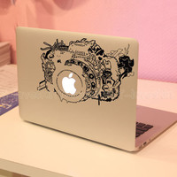 Decal for Macbook Pro, Air or Ipad Stickers Macbook Decals Apple Decal for Macbook Pro / Macbook Air 26525