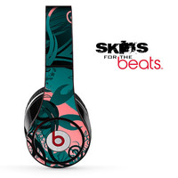 Neon Abstract Skin for the Beats by Dre Studio, Solo, MIXR, Pro or Wireless Version Headphones