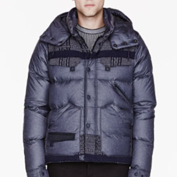 GREY PATTERNED WHITE MOUNTAINEERING EDITION REAPER JACKET