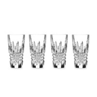 Waterford® Lismore Diamond Crystal Shot Glass (Set of 4)