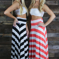 The Impossible Maxi Skirt