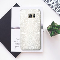Paisley White Sony Z3 case by Aimee St Hill | Casetify