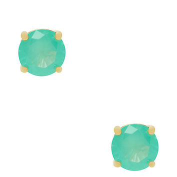 Kate Spade Gumdrops Studs Giverny Blue ONE