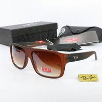 Ray-Ban Woman Men Fashion Summer Sun Shades Eyeglasses Glasses Sunglasses