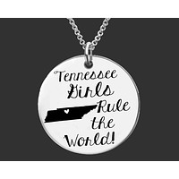 Tennessee Girls Necklace | Tennessee State