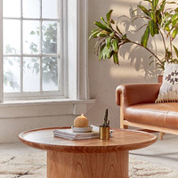 Matro Wood Coffee Table - Urban Outfitters