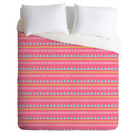 Allyson Johnson Pink Native Aztec | DENY Designs Home Accessories