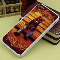 Kanye West Bear custom mixcandy for iphone4/4s/5/5s/5c, samsung galaxy s3/s4/s5 and ipod 4/5 case