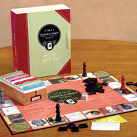 """Bas Bleu - """"It Was a Dark and Stormy Night"""" Board Game"""