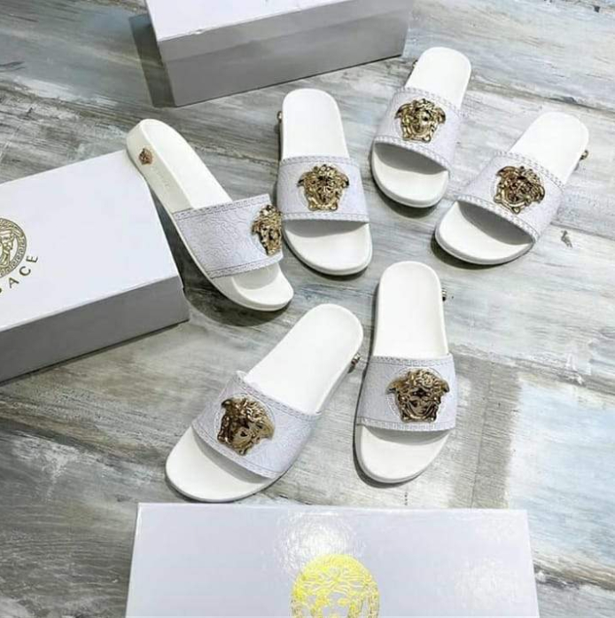 Image of Versace casual slippers