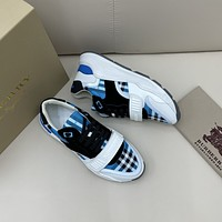 Burberry2021Men Fashion Boots fashionable Casual leather Breathable Sneakers Running Shoes08260yph