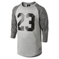 Jordan Raglan 3/4-Sleeve Boys' Shirt, by
