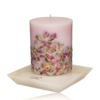 Acqua di Parma Alabaster Candle Holder | Harrods