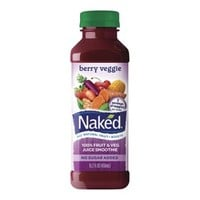 Naked Berry Veggie Juice Smoothie 15.2 oz