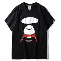 Boys & Men Aape Fashion Casual Shirt Top Tee