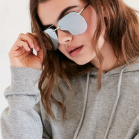 Quay The Playa Aviator Sunglasses - Urban Outfitters