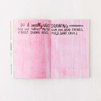 Wreck This Journal: Now in Color By Keri Smith | Urban Outfitters