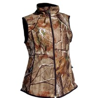 Prois Women's Pro Edition Full Zip Hunting Vest