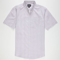 Retrofit Crack The Code Mens Shirt White  In Sizes