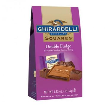 Ghirardelli Double Fudge Squares (10 pcs )