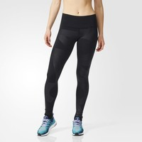 adidas Ultimate Fit High-Rise Long Tights - Black   adidas US