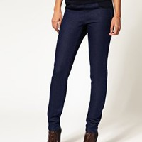 ASOS | ASOS MATERNITY Exclusive Kate Indigo Jegging at ASOS