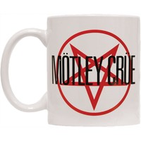 Motley Crue Coffee Mug
