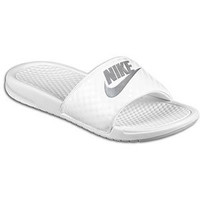Nike Benassi JDI Slide - Women's at Foot Locker