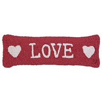 """Love And Hearts 8""""X24"""" HKD PILLOW"""