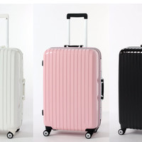 Rakuten: It is lower than overseas travel bag fashion trunk carry half price on 14th on 13th on 12th on 10th on light weight popularity new work L 9th when lightweight carrier bags more than suitcase large size for carry case trip to pretty SUITCASE large