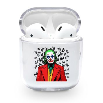 Ha Ha Ha Villain Airpods Case