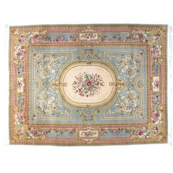 """Pre-owned Sevannery Carpet, 11'4'' x 8'6"""""""