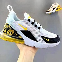 AIR MAX 270 NIKE Tide brand atmospheric cushion sports running shoes
