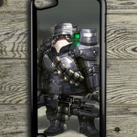 Pug Metal iPod 5 Touch Case