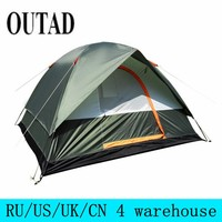 4 Person Waterproof Outdoor Dome Tent