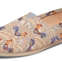 Bohemian Rooster Casual Shoes