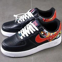 Trendsetter Nike Air Force 1 Women Men Fashion Casual  Low-Top Skateboard Shoes