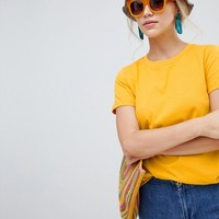 Stradivarius Basic tee at asos.com