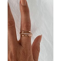 Lulu Stacked Ring